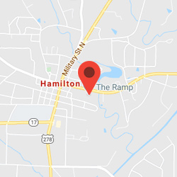Hamilton, Alabama
