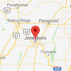 Jonesboro, Arkansas