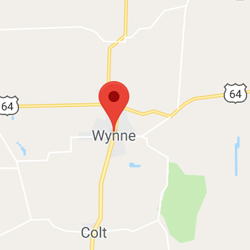 Wynne, Arkansas
