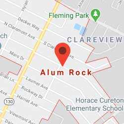 Alum Rock, California