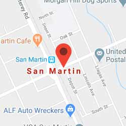 San Martin, California