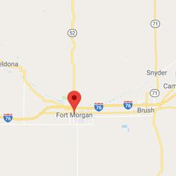 Fort Morgan, Colorado