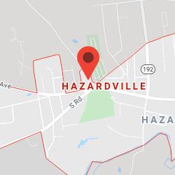 Hazardville, Connecticut