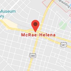 McRae-Helena, Georgia