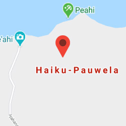 Haiku-Pauwela, Hawaii