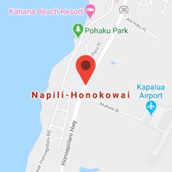 Napili-Honokowai, Hawaii