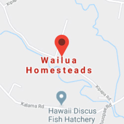 Wailua Homesteads, Hawaii
