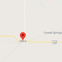 Attica, Kansas
