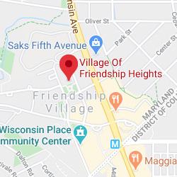 Friendship Heights Village, Maryland