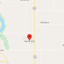 Minot AFB, North Dakota