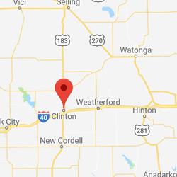 Clinton, Oklahoma