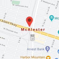 McAlester, Oklahoma