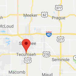 Tecumseh, Oklahoma