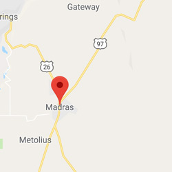 Madras, Oregon