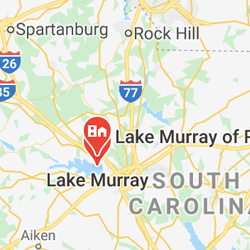 Lake Murray Of Richland, South Carolina