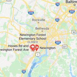 Newington Forest, Virginia