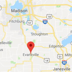 Evansville, Wisconsin