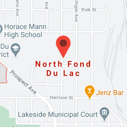 North Fond Du Lac, Wisconsin