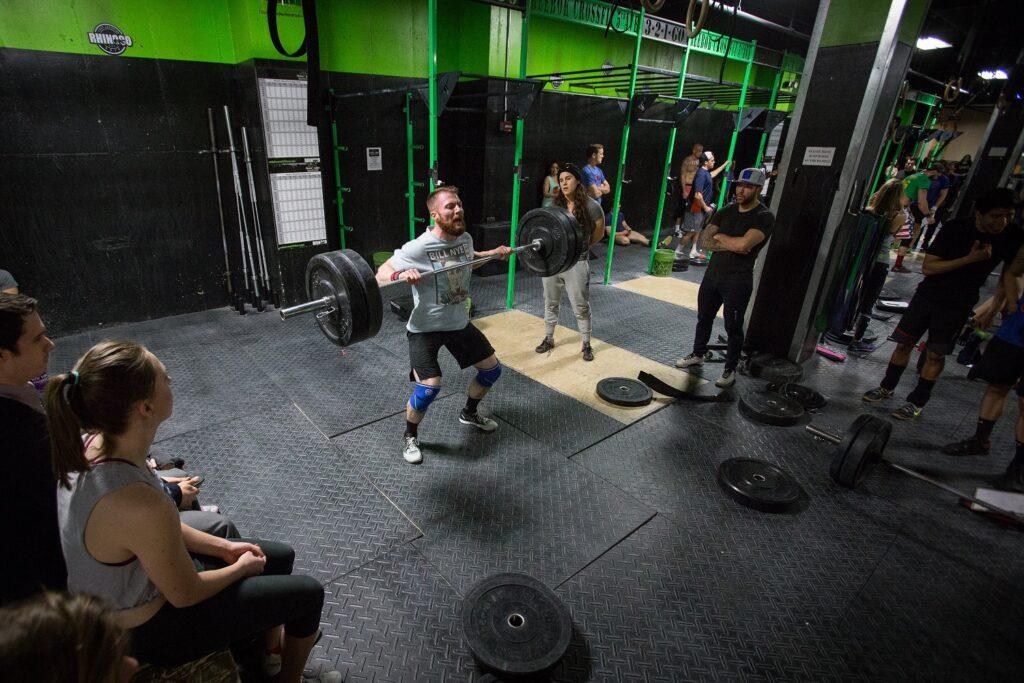 CrossFit Open Friday Night Lights