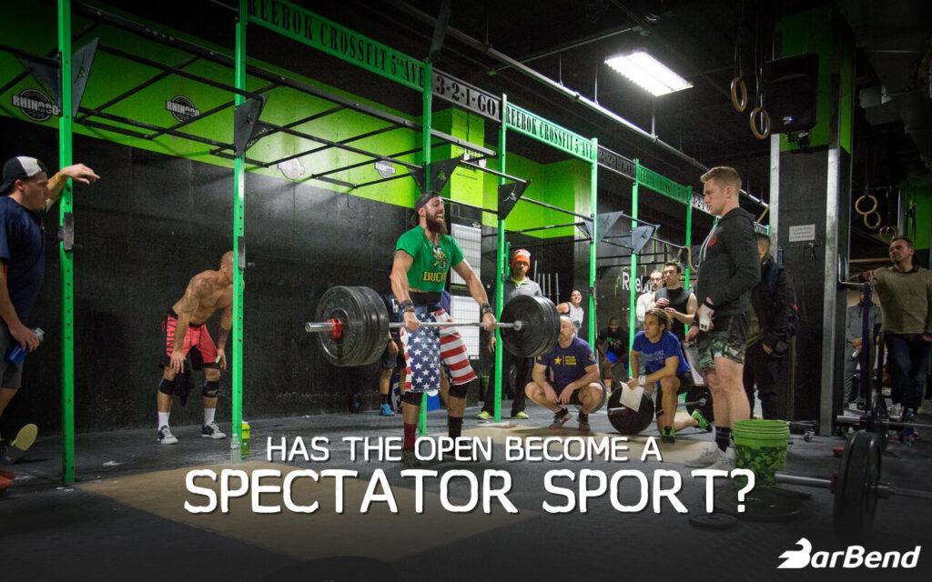 CrossFit Open Spectator Sport