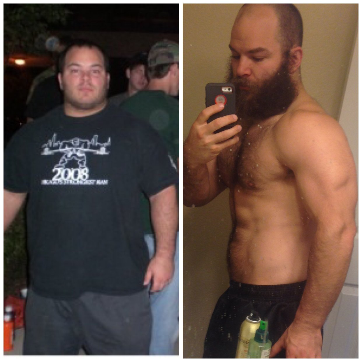 Jared Enderton Weight Loss