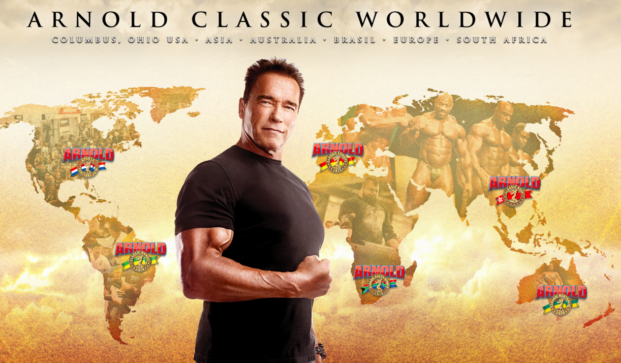 Arnold Classic International
