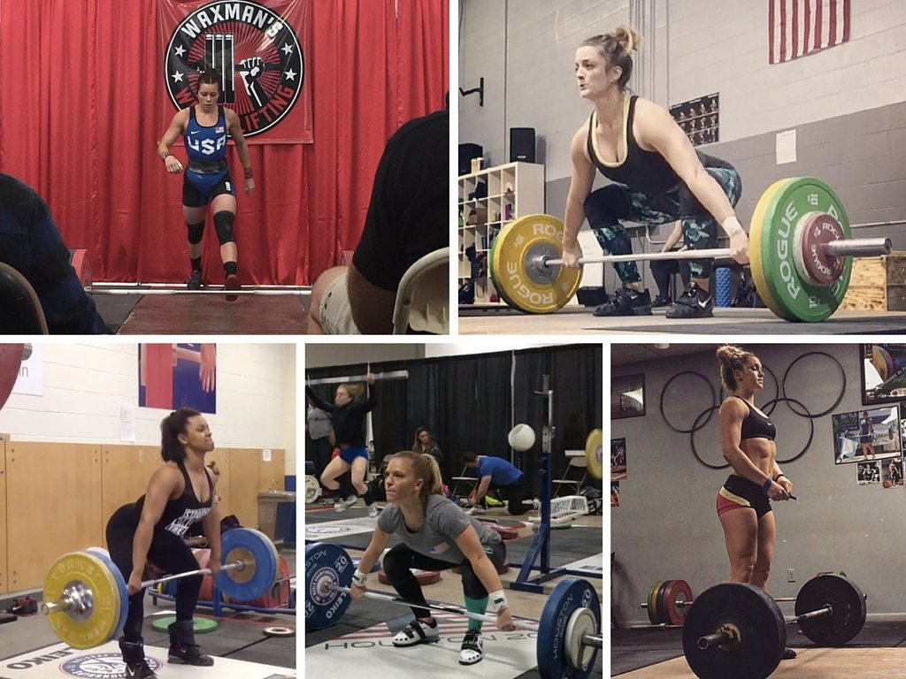 USA Weightlifting Women