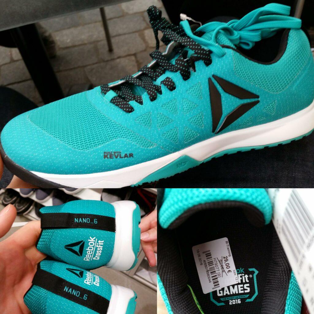 Nano 6 Reebok Shoes