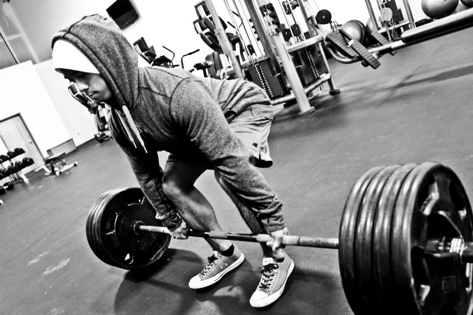Deadlift - BW