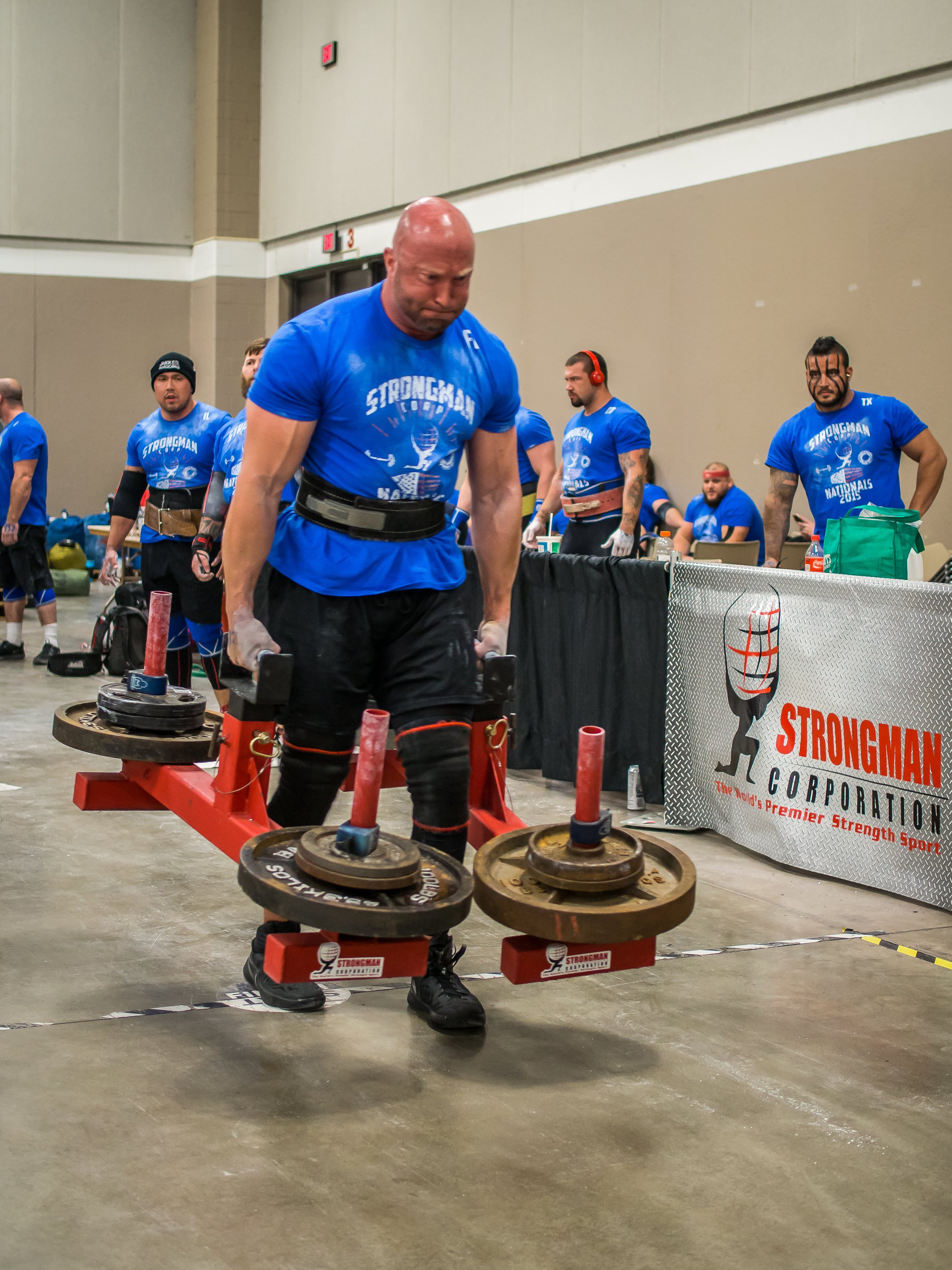The Three Best Strongman Moves for Weightlifters - BarBend
