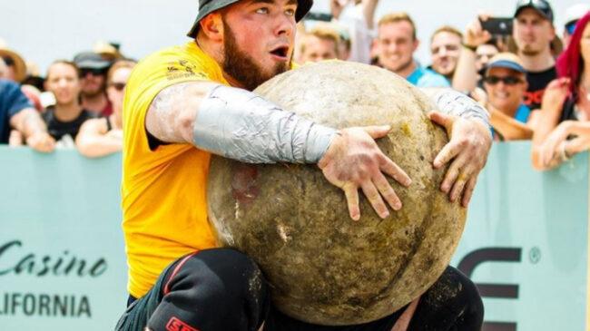 Atlas Stone Technique