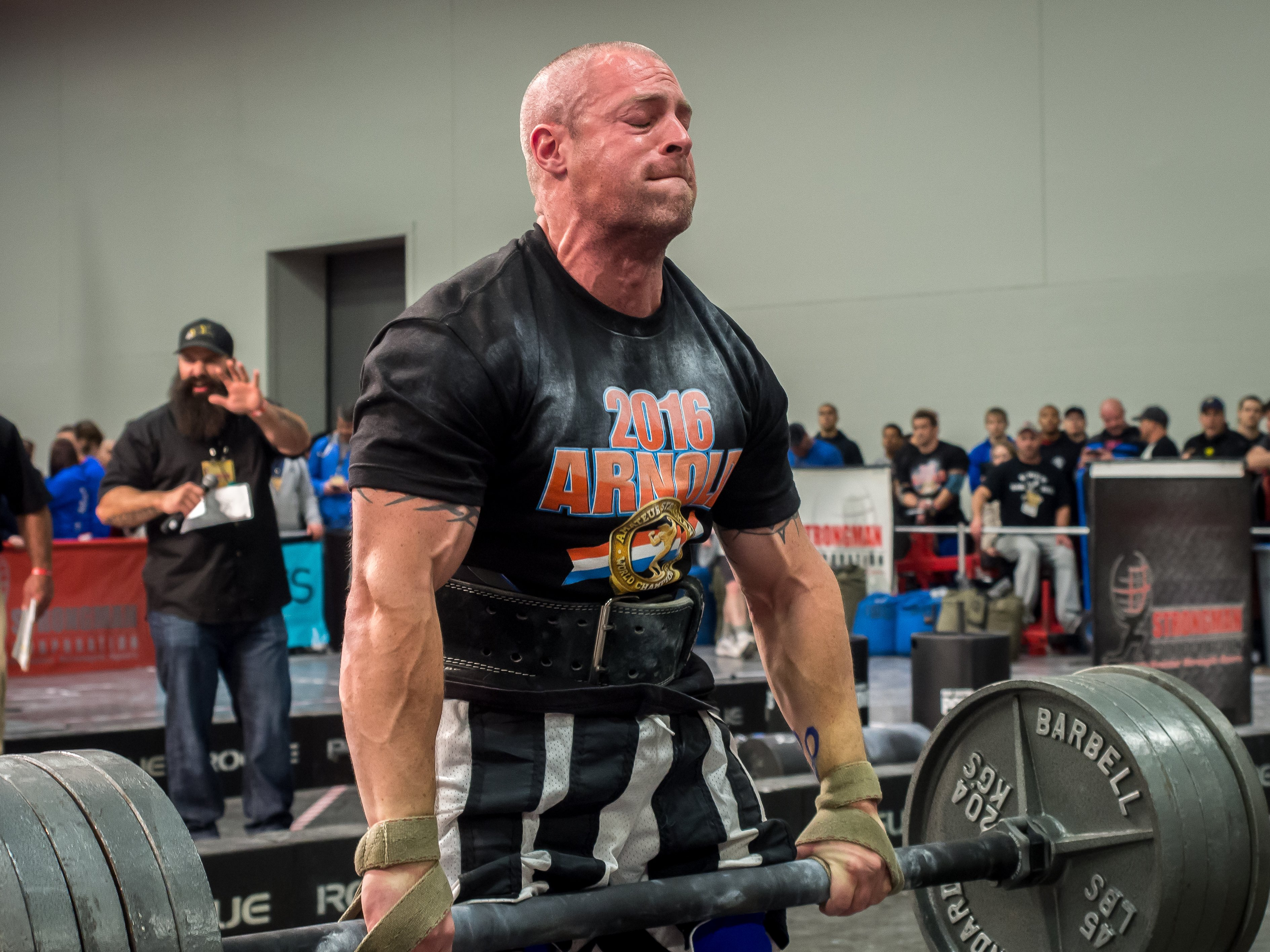 Which Strongman Weight Class Is Right for Me? - BarBend