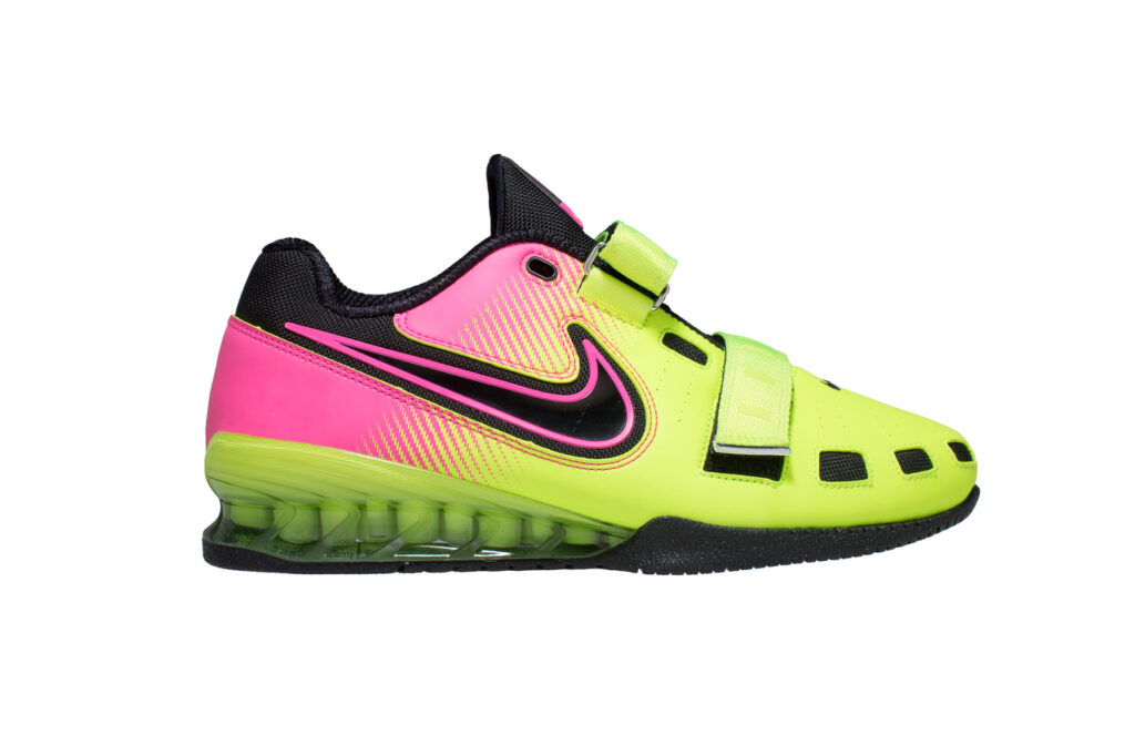 There s a New Nike Romaleos 2 Color Scheme - BarBend ba3d22c6394a