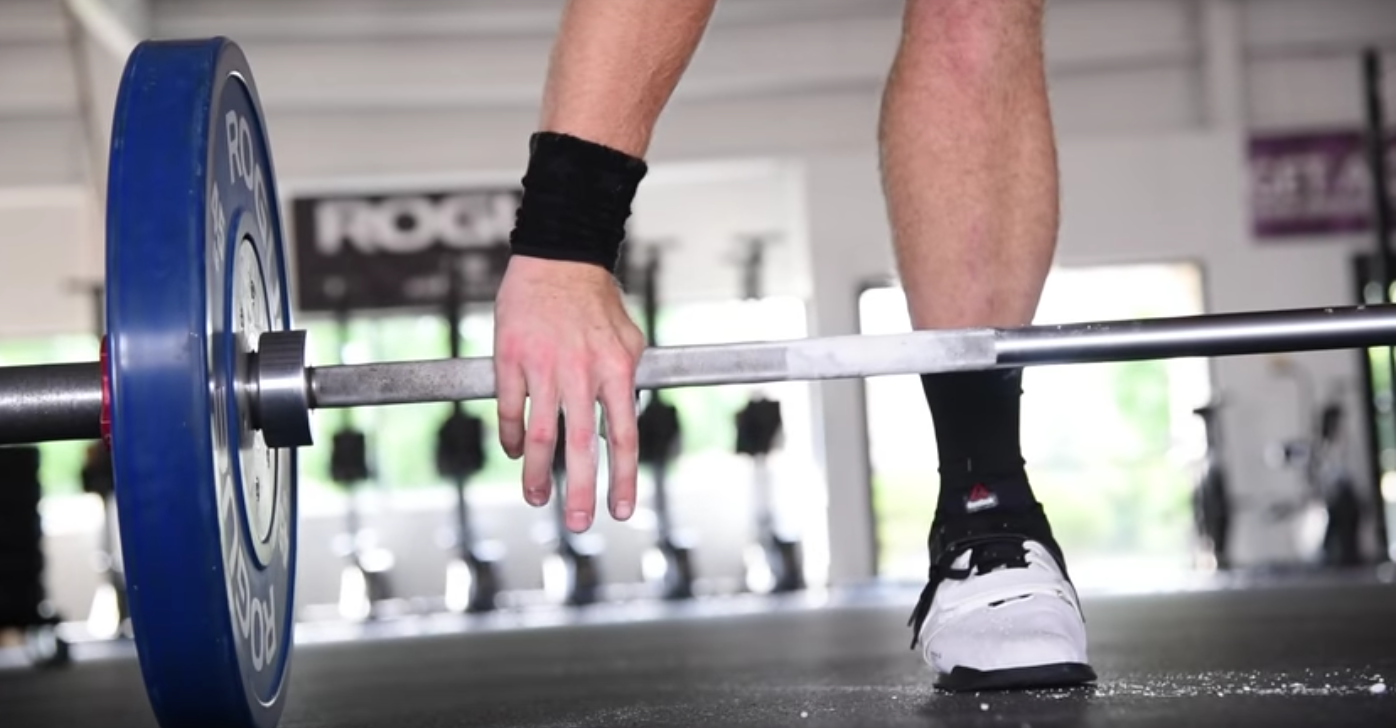 Graham Holmberg Gives Closer Look at New Reebok Weightlifting Shoes -  BarBend 69a50697f