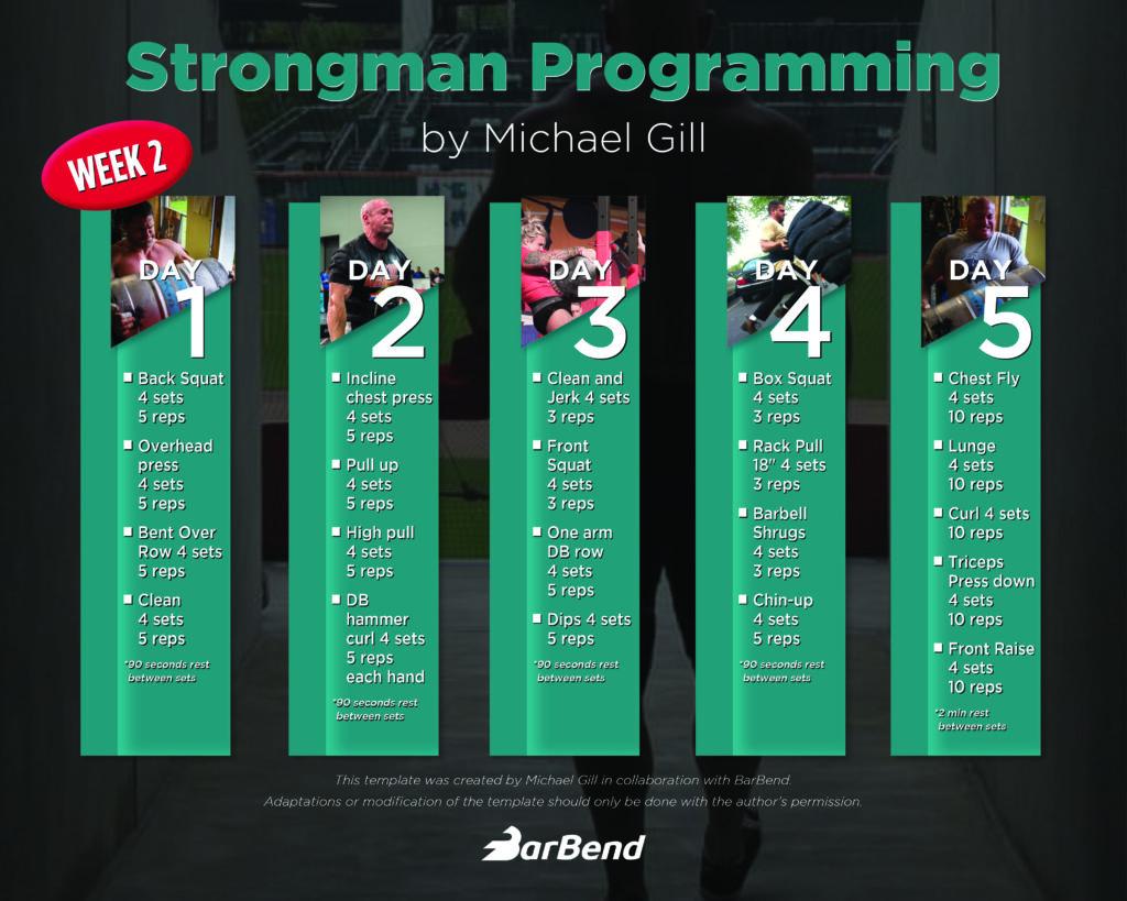 Strongman_Programming_Week2