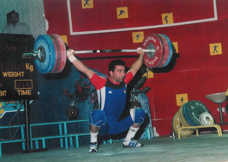 Shahin Nasirinia: The Best Weightlifting Coach in America You've