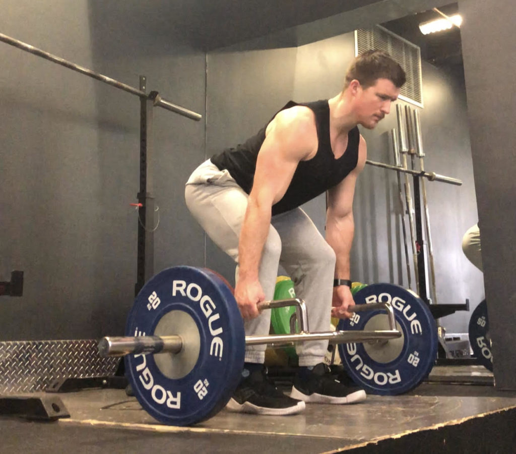 Trap Bar Deadlift Exercise Guide - Load the Pull