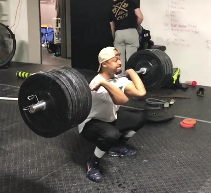 squat-clean