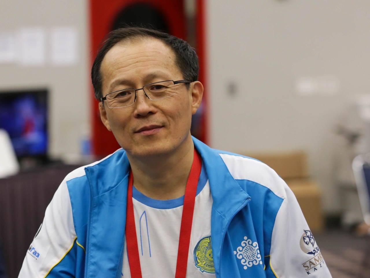 Aleksey Ni Steps Down As Head Coach of Kazakhstan's National Weightlifting Team - BarBend