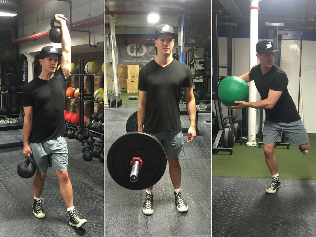 6 Lateral Stability Exercises For The Functional Athlete