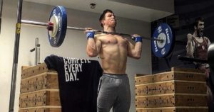 Weightlifting Overhead Performance