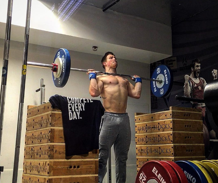 Barbell Military Press: 5 Weightlifting Accessory Exercises To Improve Overhead