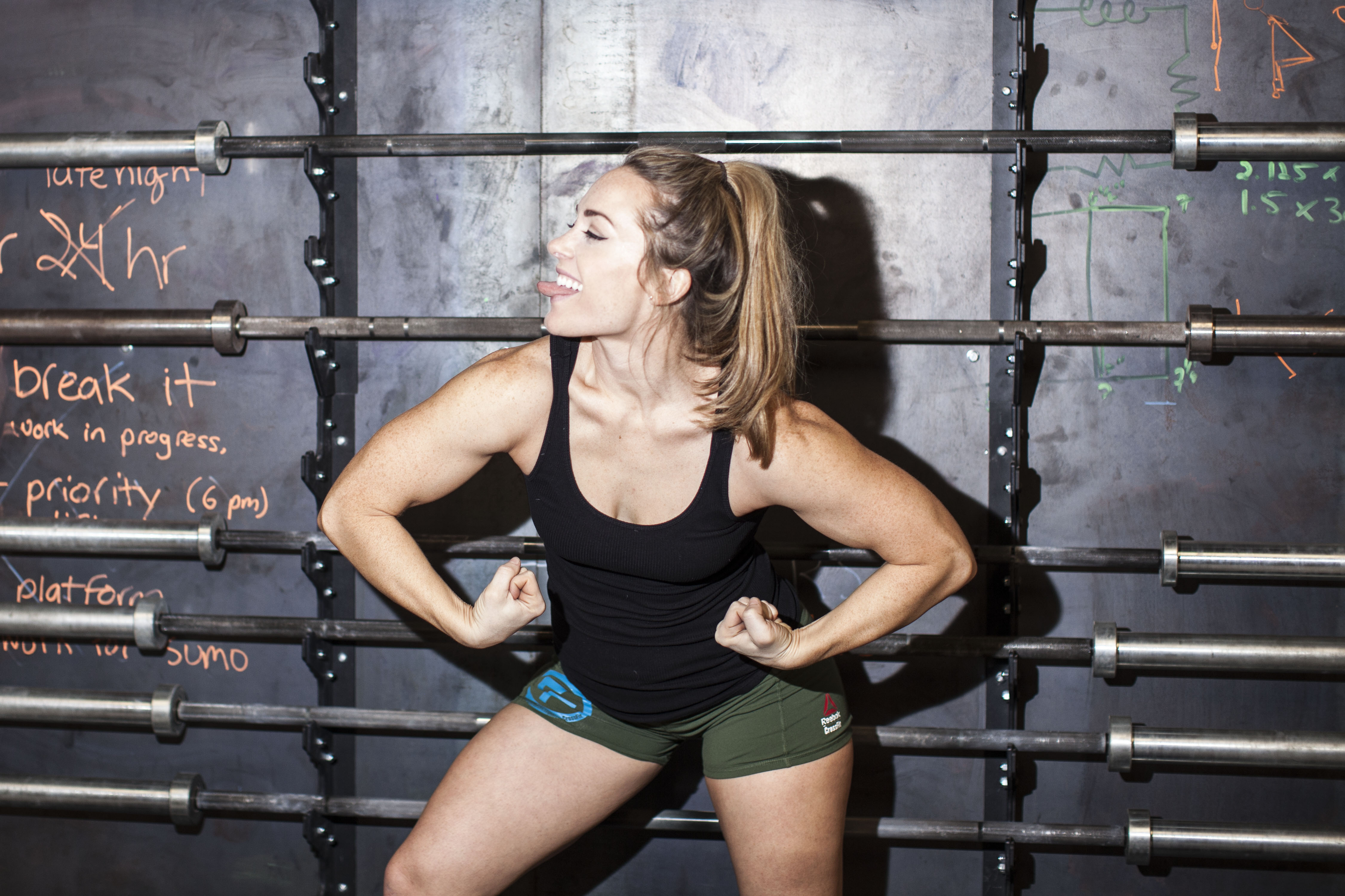 How I Became One Of Meg Squat's Strong Strong Friends   BarBend
