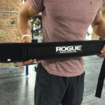 Rogue Fitness 4 inch Nylon Belt