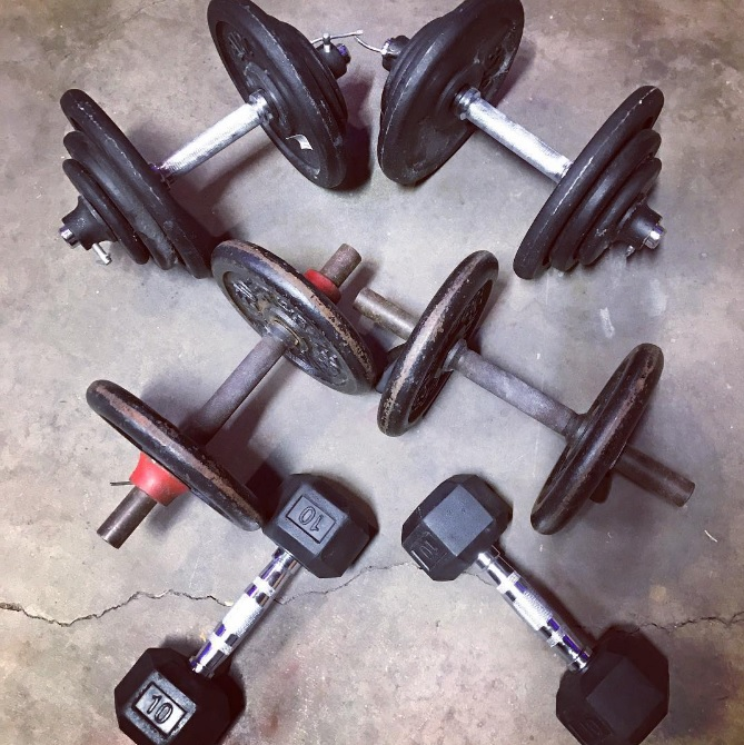 3 Total-Body Dumbbell Workouts Every Strength Athlete Should Do