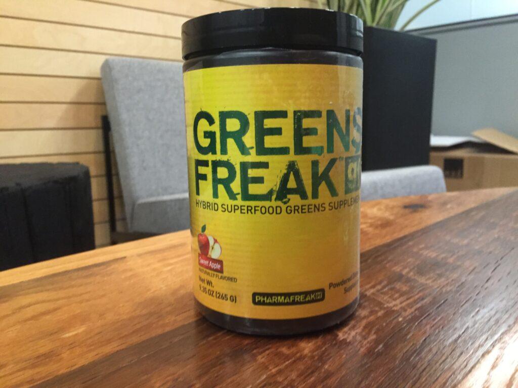 Greens Freak Review