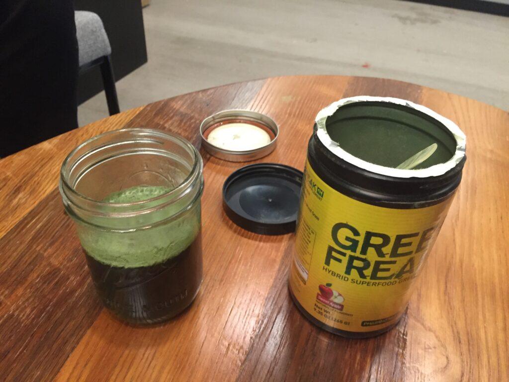 Greens Freak Taste