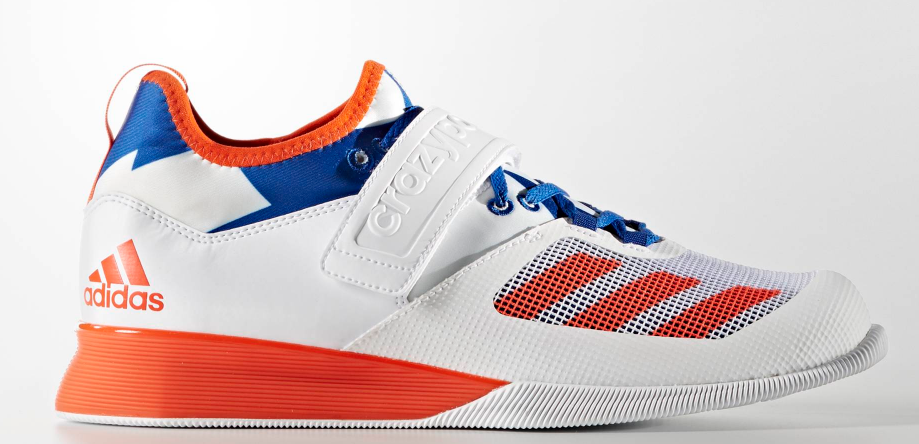 31d86836a53367 Adidas Releases Two New Shoes Under CrazyPower Model - BarBend