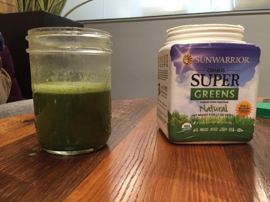 Sunwarrior Ormus Super Greens Benefits