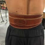 Schiek Model L2004 Leather Lifting Belt